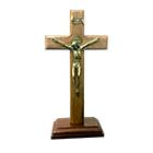 Crucifixo Carvalho Parede/Mesa