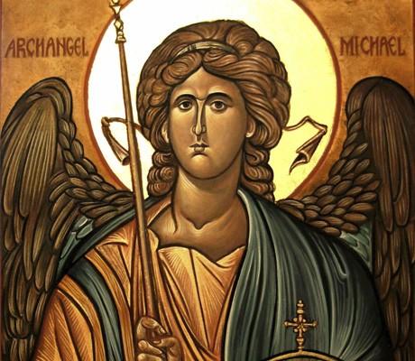 São Miguel Arcanjo na Aliança de Misericórdia