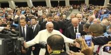 Encontro com o Papa