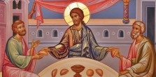 Emaús segundo são Gregório Magno