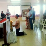 Missa de primeira comunhão