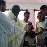 Batizado de Samuel