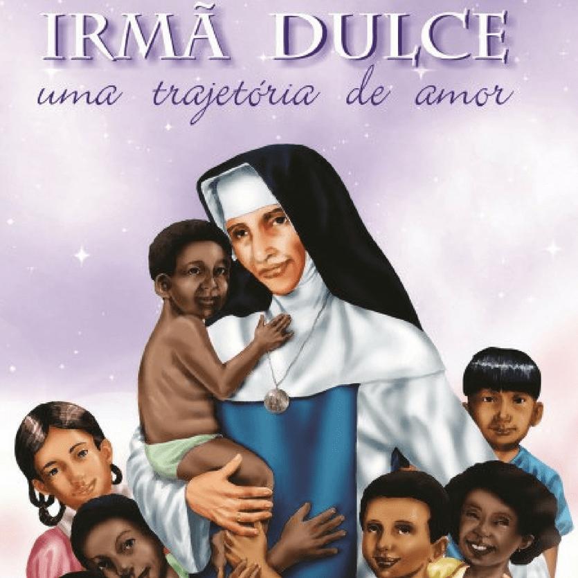 Irmã Dulce em Quadrinhos-min
