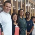 Missionários na Escola Católica Kaohsiung