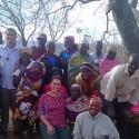 Missionários em amigos em Moçambique