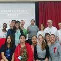 Jovens chineses e missionários da Aliança