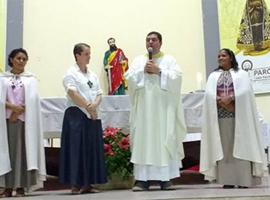 Missa de Vínculos missionárias celibatárias e presidência da Aliança