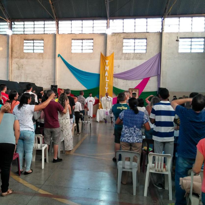 Fim de Semana de Encontro TK no Brasil