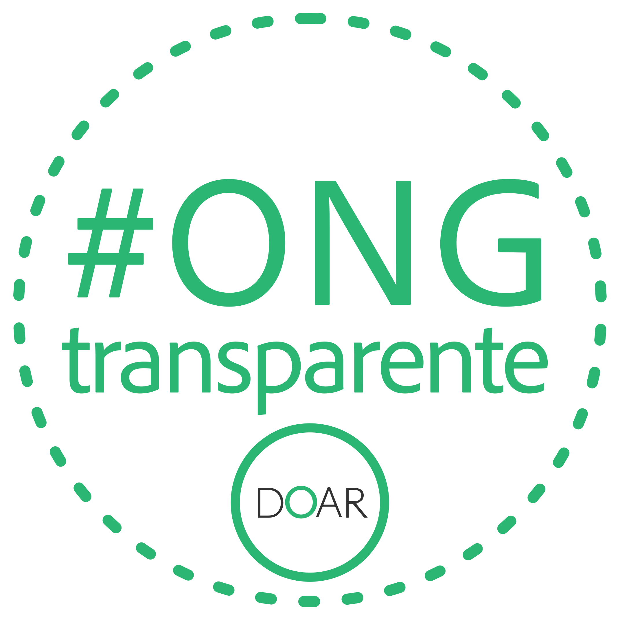 Aliança recebe selo Ong Transparente