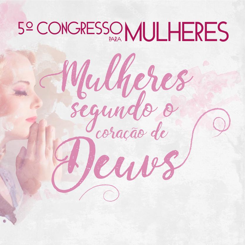 banner do Congresso para mulheres