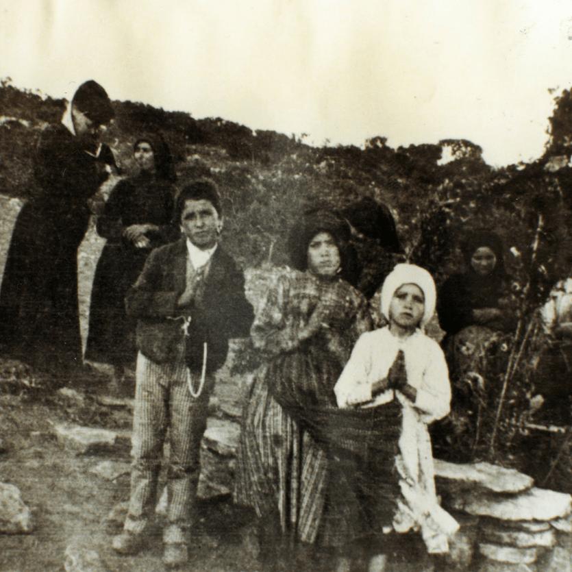 São Francisco Santa Jacinta e Lúcia