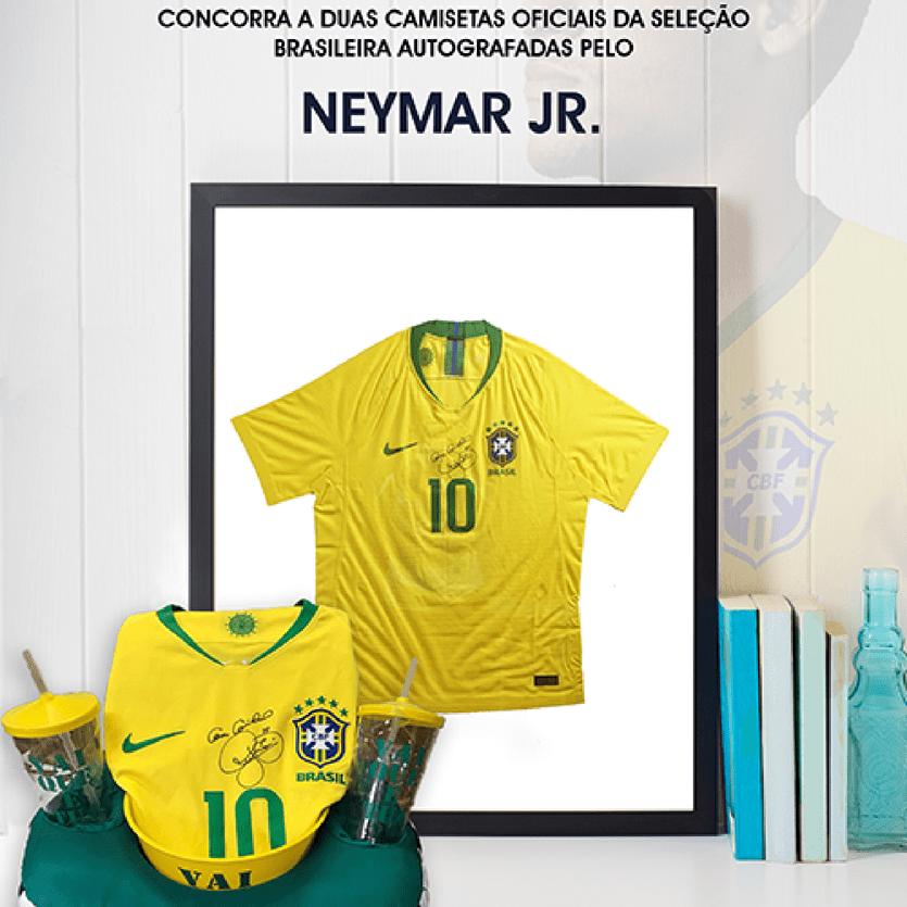 Camisetas autografadas por Neymar Jr-min