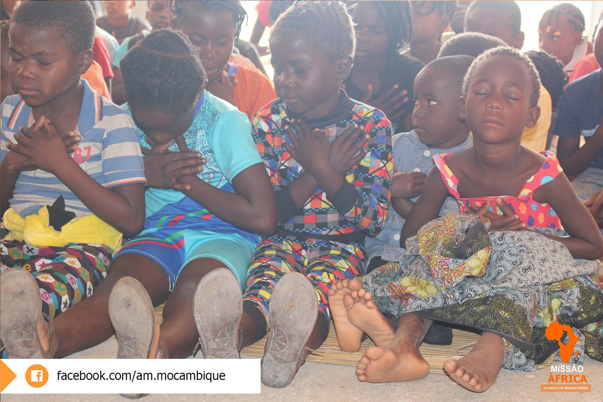 Dia das Crianças em Moçambique