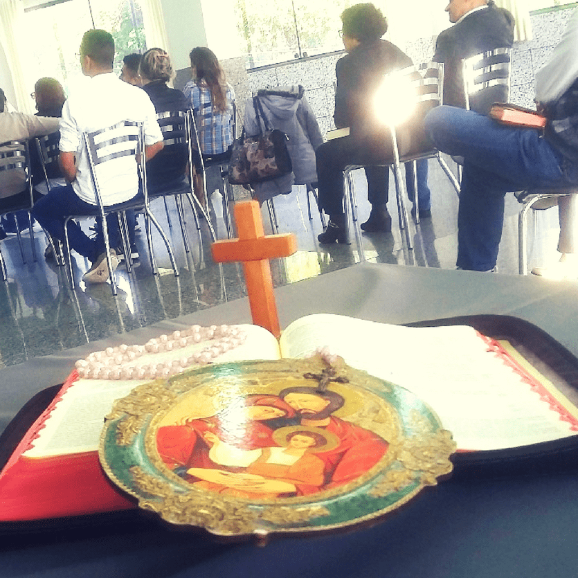 Bíblia e o Ícone da Sagrada Família