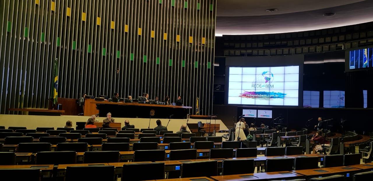 Rede pelo Bem é homenageada em Brasília