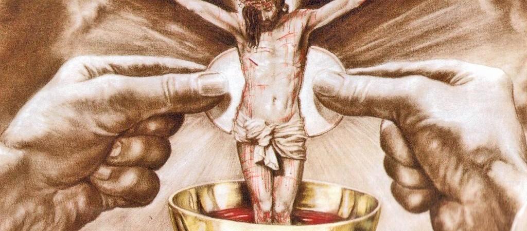 Mês do Sangue Preciosíssimo de Jesus