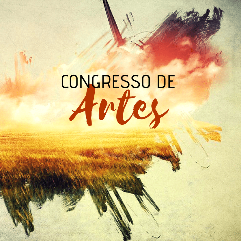 Banner do Congresso de Artes 2018