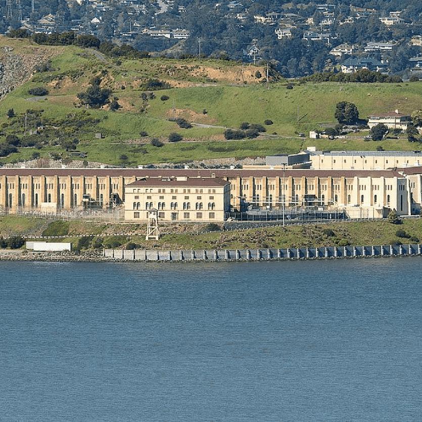 Prisão de San Quentin-Califórnia-min