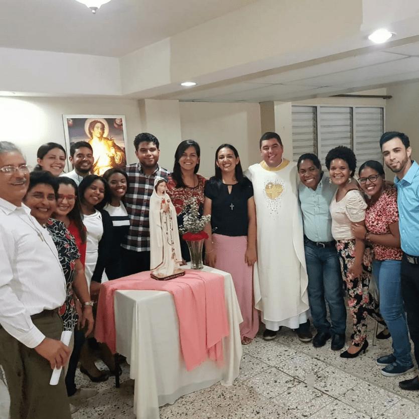 missionários de vida e amigos da República Dominicana