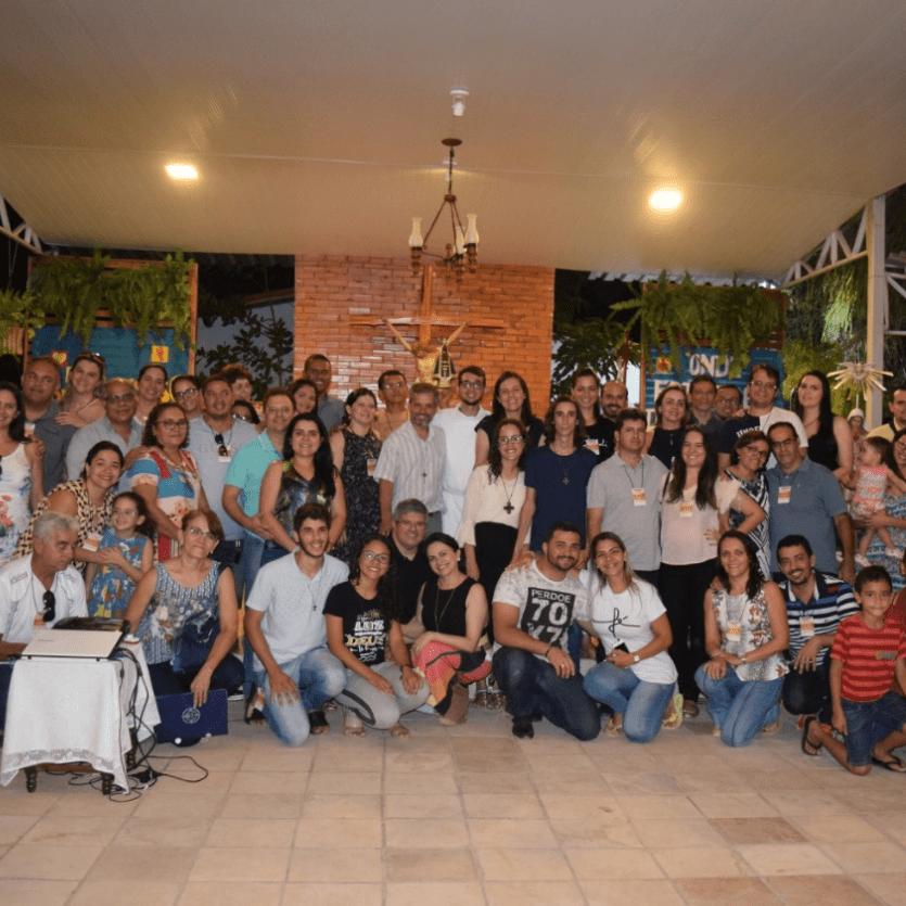 participantes do Congresso dos casais