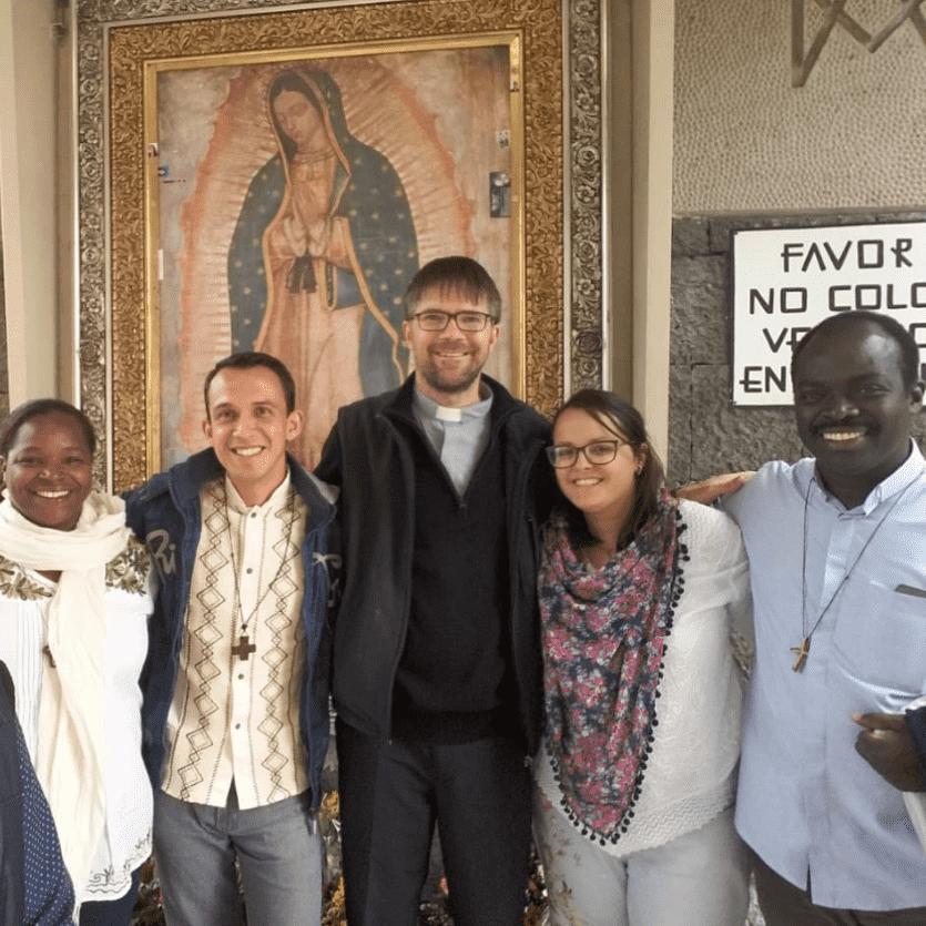Missionários no México