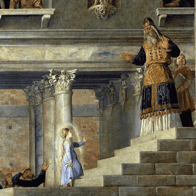 Apresentação da Virgem Maria
