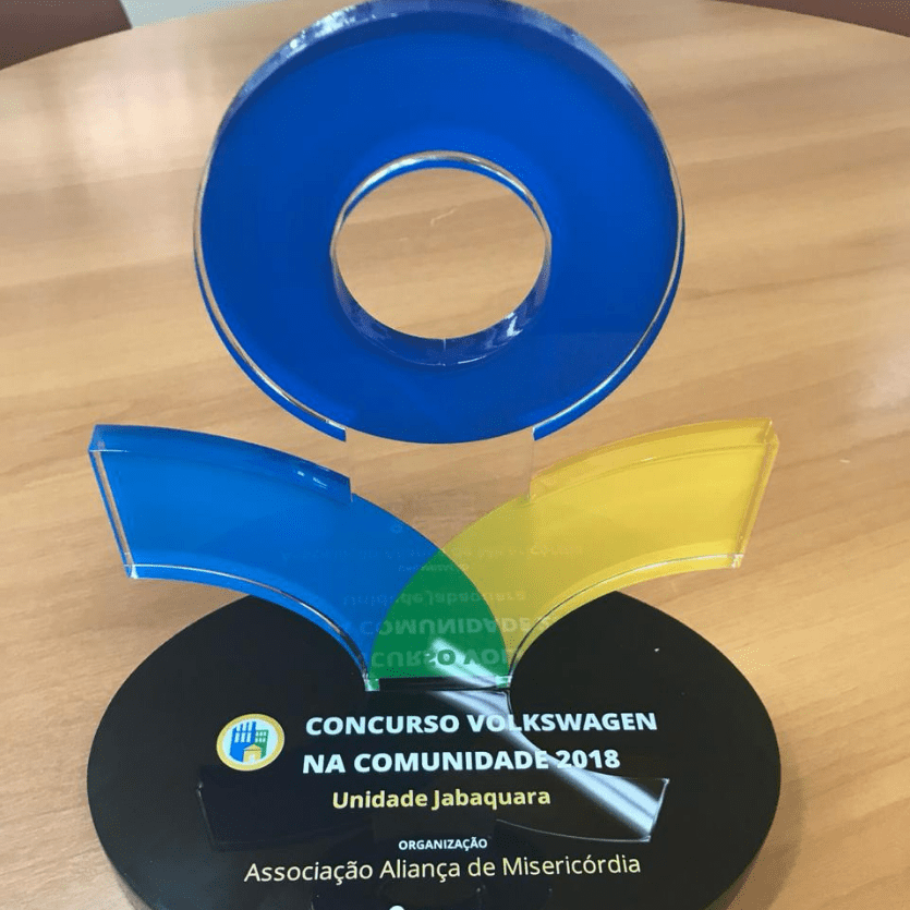 Prêmio da Fundação Volkswagen.