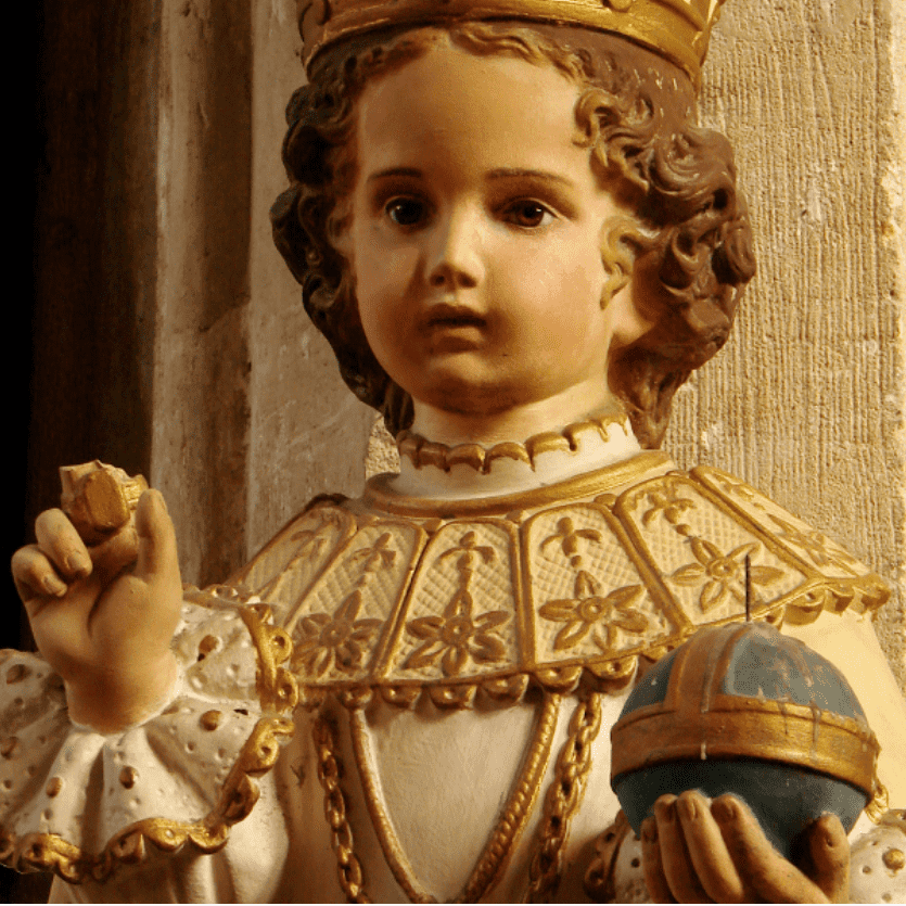Imagem do Menino Jesus de Praga