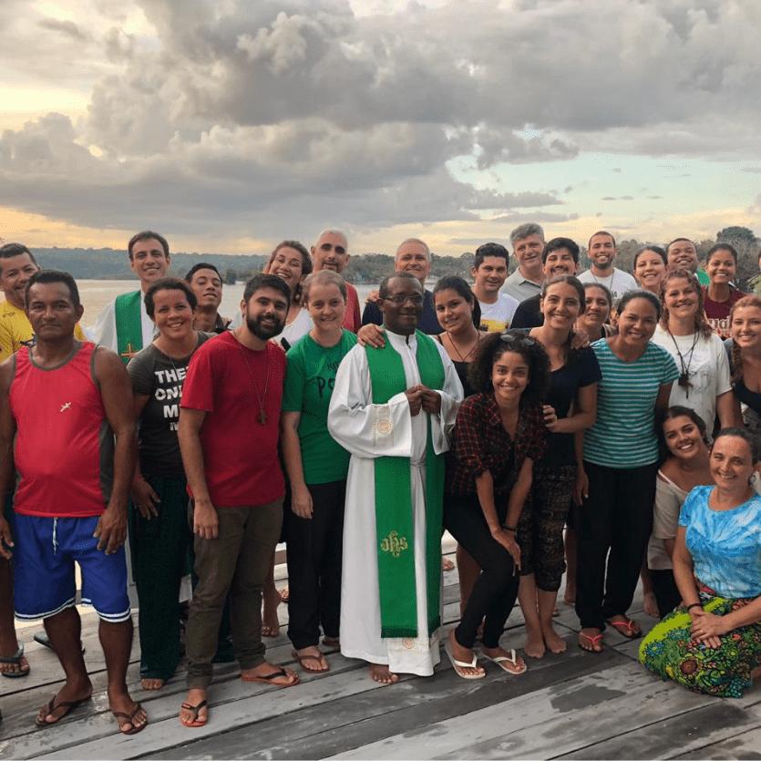 Missionários em Boa Vista