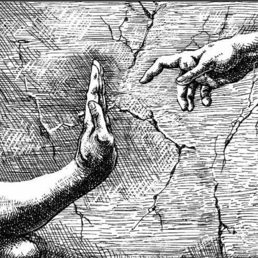 """""""A Criação"""" de Michelangelo"""