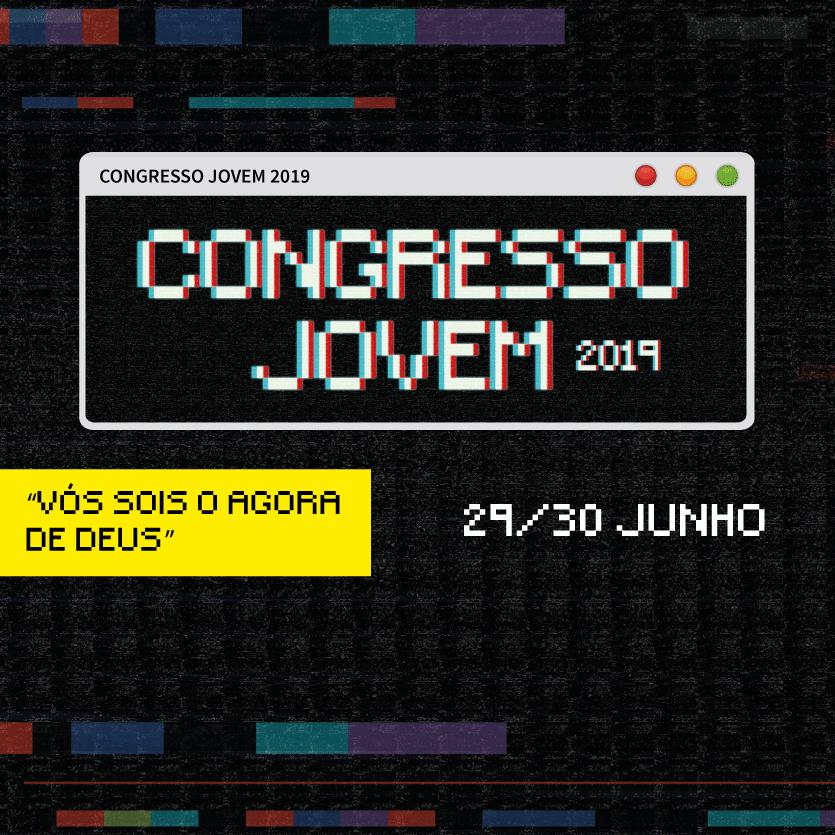 Banner do Congresso Jovem 2019