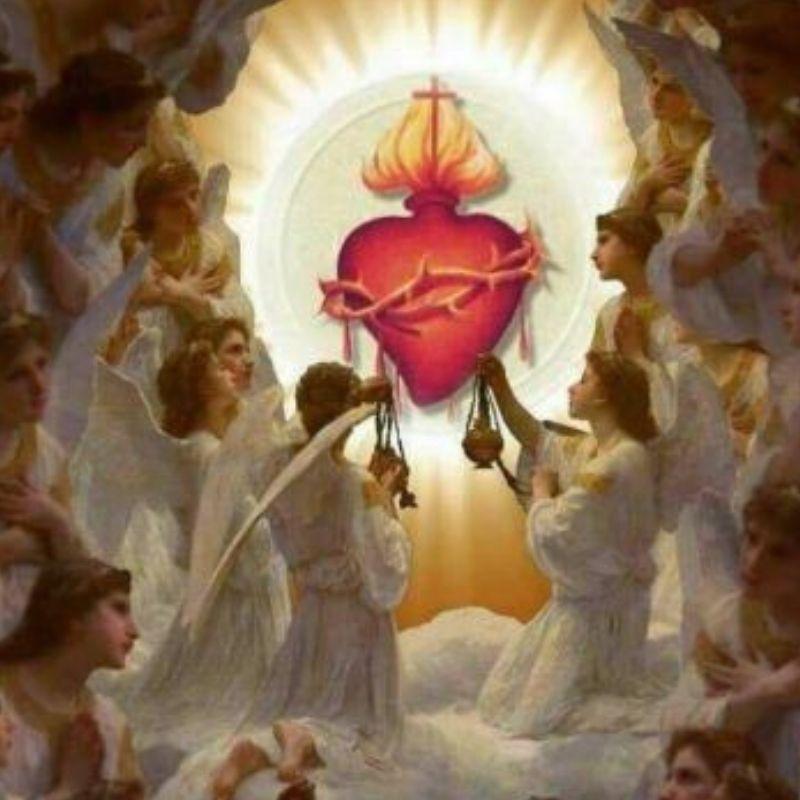 Sacratíssimo Coração de Jesus