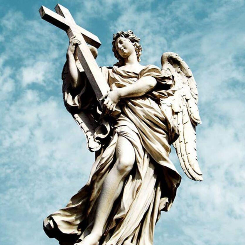 anjos e cultura pop