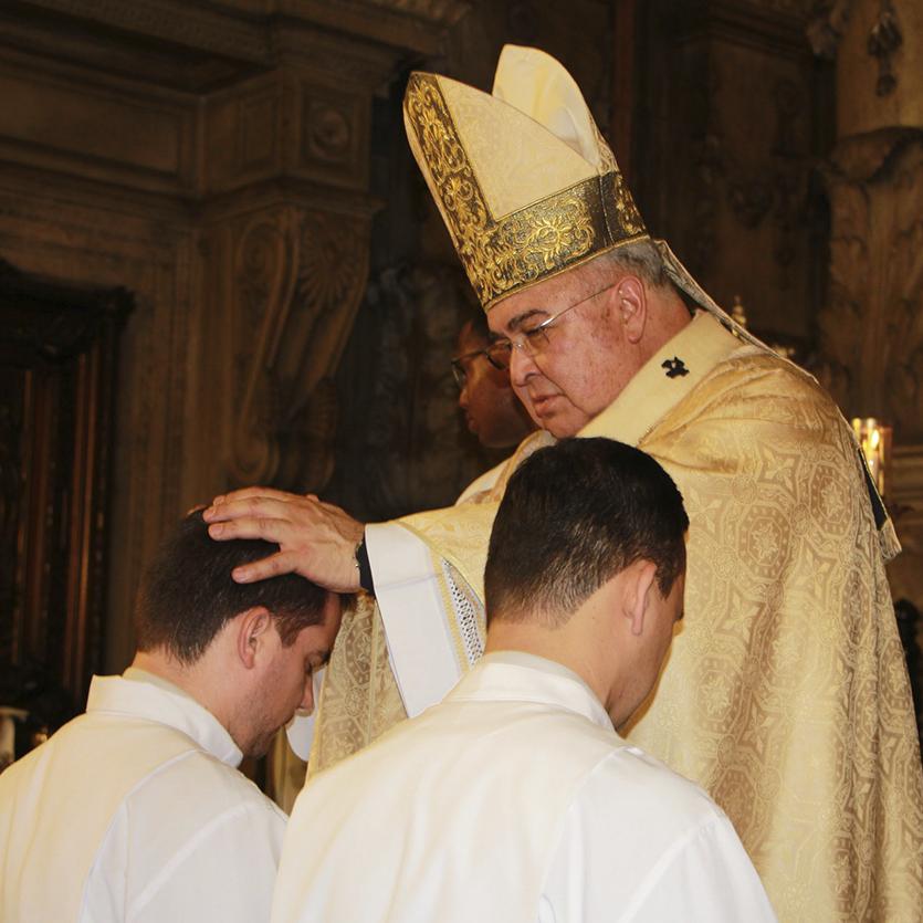 Novos Diáconos para a Aliança de Misericórdia