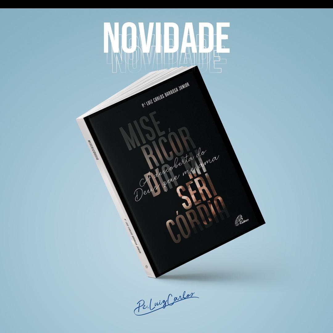 Novo livro do padre Luiz Carlos