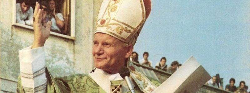 Centenário do nascimento de João Paulo II