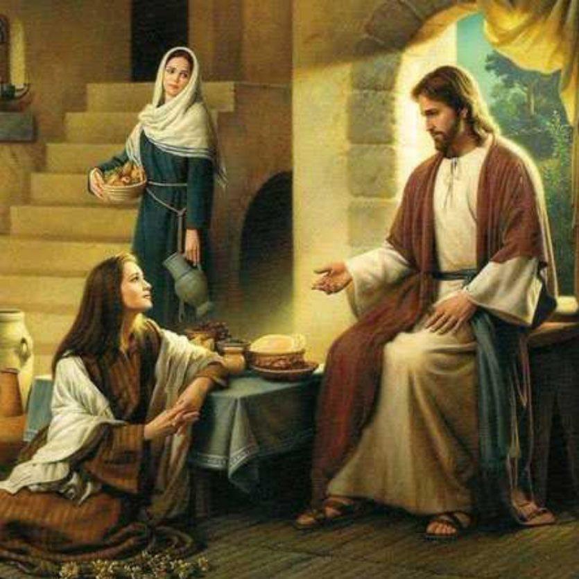 santos irmãos de betânia