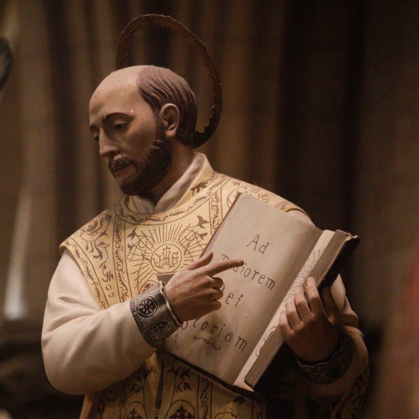 Os Exercícios Espirituais de Santo Inácio de Loyola