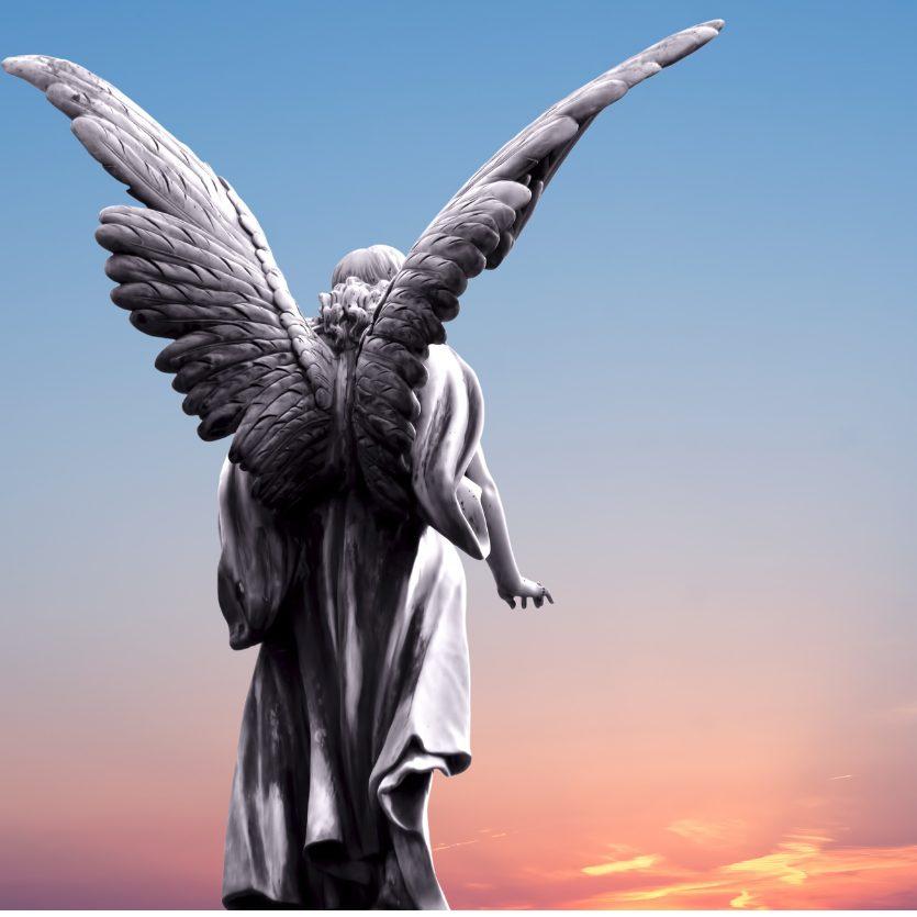 anjos no antigo testamento