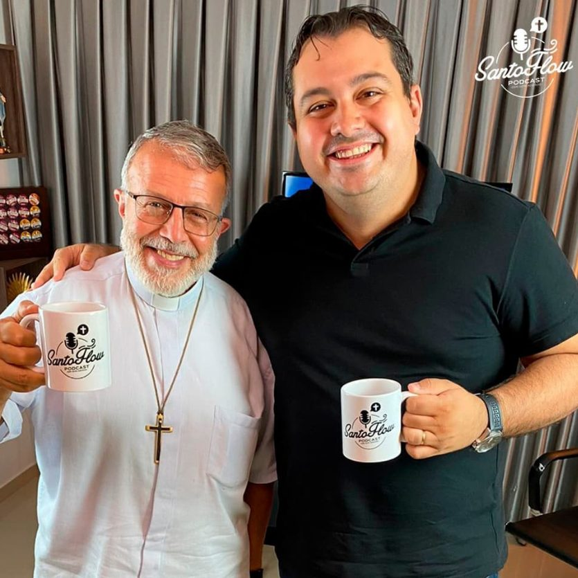 Assista a entrevista do Pe. João Henrique ao Podcast SantoFlow